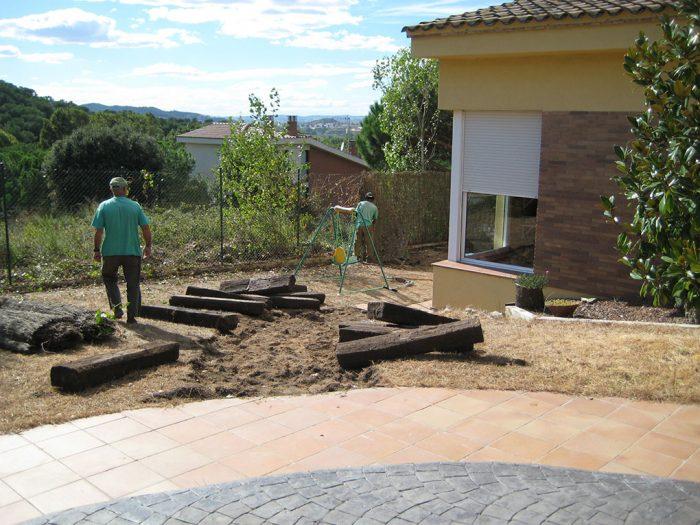 paisajismo en Vilanova de Vallès