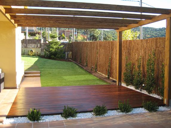 diseño de jardines en vilanova del vallès