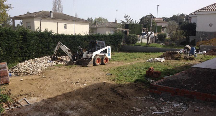 construccion jardin