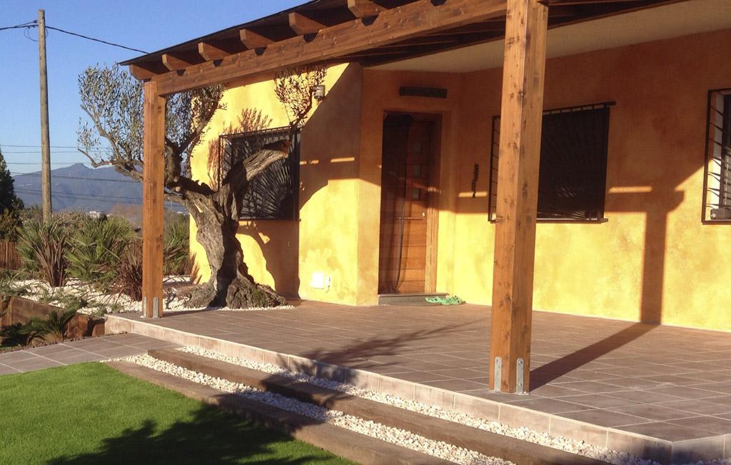 mobiliario de exterior jardin