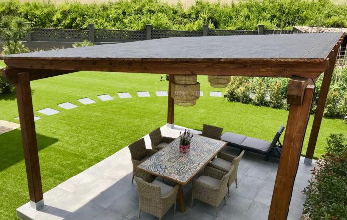 Mobiliario De Exterior Diseno De Jardines Y Estudio De Paisajismo - Mobiliario-de-jardineria